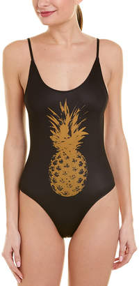 Chaser Golden Pineapple One-Piece