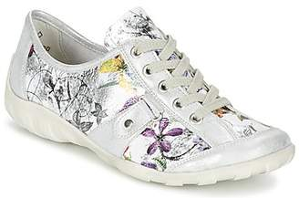 Remonte Dorndorf RATEROLI women's Shoes (Trainers) in Silver