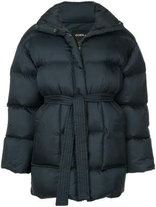 Goen.J oversized puffer jacket