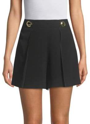 Derek Lam 10 Crosby High-Rise Slim Shorts