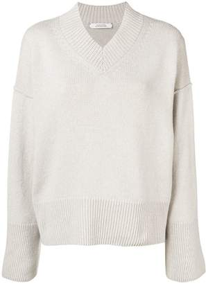Schumacher Dorothee V-neck jumper