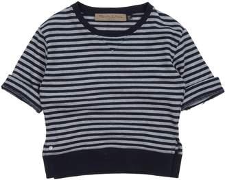 Manila Grace DENIM Sweatshirts - Item 37976018AL