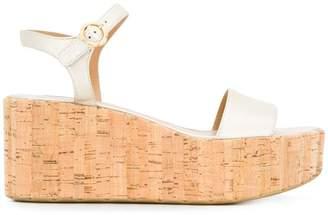 Salvatore Ferragamo flatform sandals