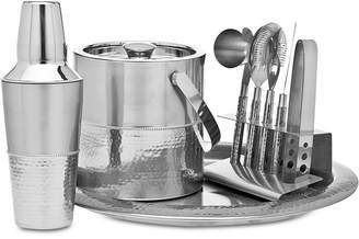 Godinger Stainless Steel 9-Pc. Bar Tools Set