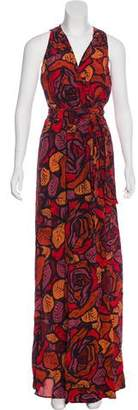 Rachel Zoe Floral Maxi Dress