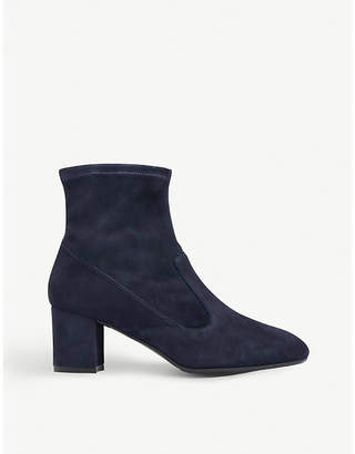 0a8e95d1037 LK Bennett Suede Ankle Boots For Women - ShopStyle UK