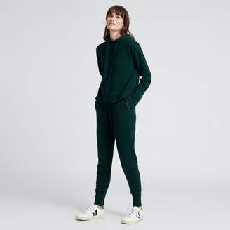 Naadam Cashmere Tracksuit Jogger Forest Green