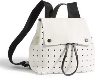 Jigsaw Blake Perforated Zip Backpack