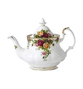 Royal Albert Old Country Roses Teapot Large