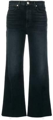 Rag & Bone Jean mid-rise flared jeans