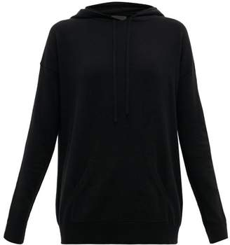 Nili Lotan Selma Cashmere Hooded Sweater - Womens - Black