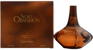 Calvin Klein Secret Obsession Women's 3.4Oz Eau De Parfum Spray