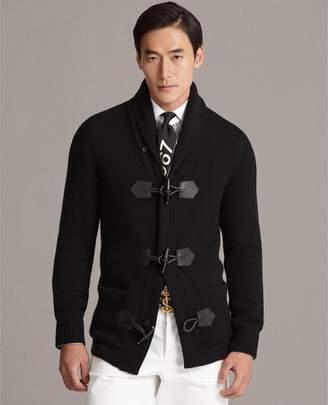 Ralph Lauren Merino Wool Toggle Cardigan