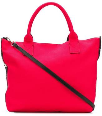 Pinko side logo tote bag
