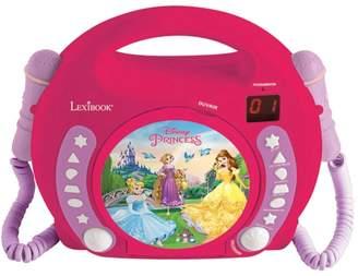 Disney Princess - Cd Player With Microphones