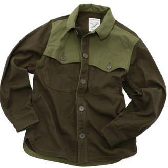 Men's Bigi (メンズ ビギ) - ADITIONAL ブルゾンシャツ メンズ ビギ シャツ/ブラウス