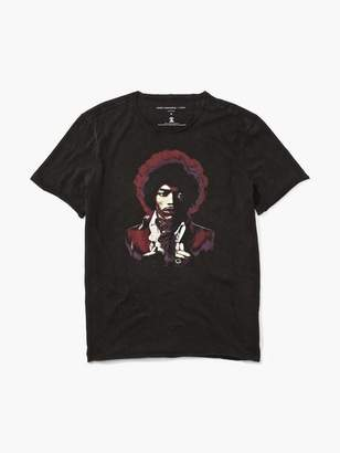 John Varvatos Both Sides Of The Sky Tee