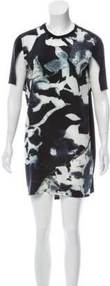 Tess Giberson Printed Mini Dress