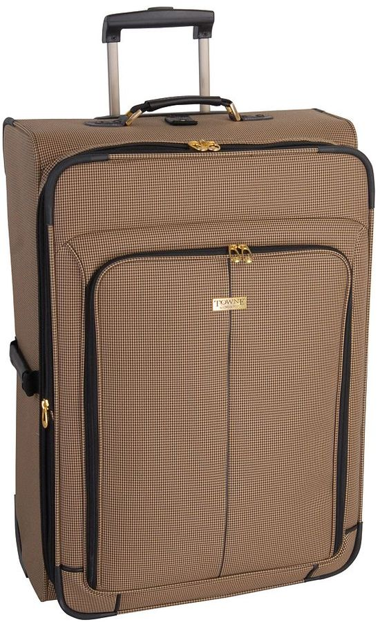 London Fog Towne by luggage, 28-in. expandable wheeled upright