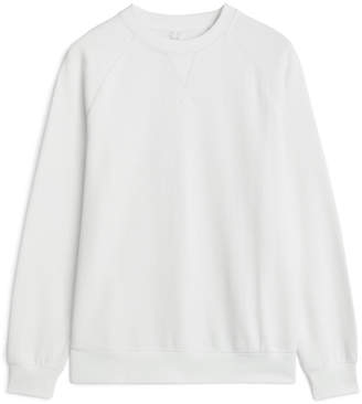 Arket Pima Cotton Sweatshirt
