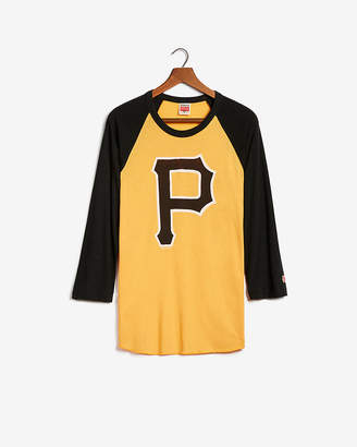 Express Homage Pittsburgh Pirates Baseball Tee