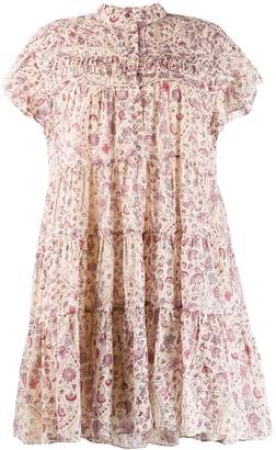 Etoile Isabel Marant Lanikaye baby doll dress