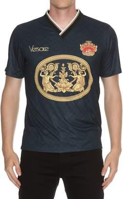 Versace Fan Polo Shirt