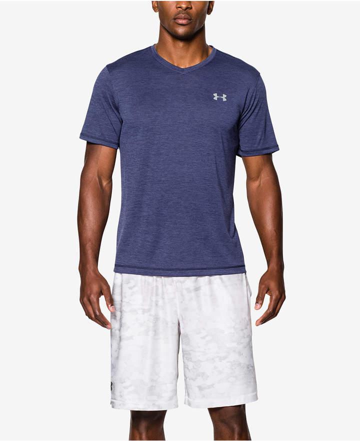 Under Armour Men's Tech V-Neck Men's Short Sleeve Shirt
