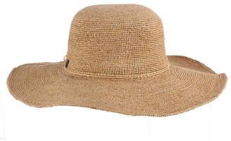 Tommy Bahama Raffia and Lurex Floppy Hat