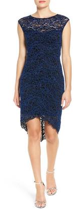 JUMP Lace Midi Dress (Juniors) $85 thestylecure.com