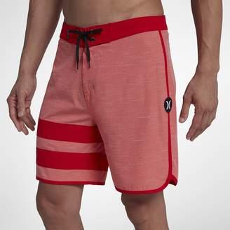 "Hurley Phantom Block Party Men's 18"" Board Shorts"