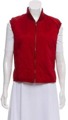 Loro Piana Lightweight Quilted Vest