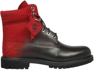 Marcelo Burlon County of Milan Timberland Boots