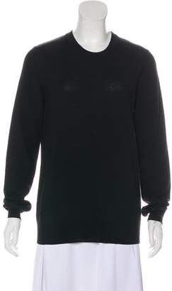 Maison Margiela Wool Long Sleeve Sweater