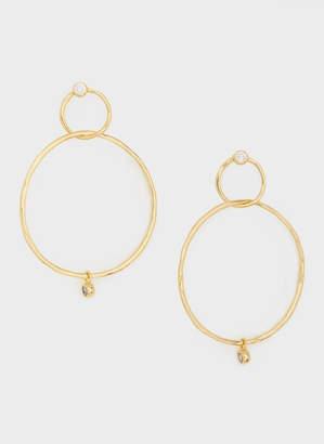 Gorjana Josslyn Interlocking Earrings