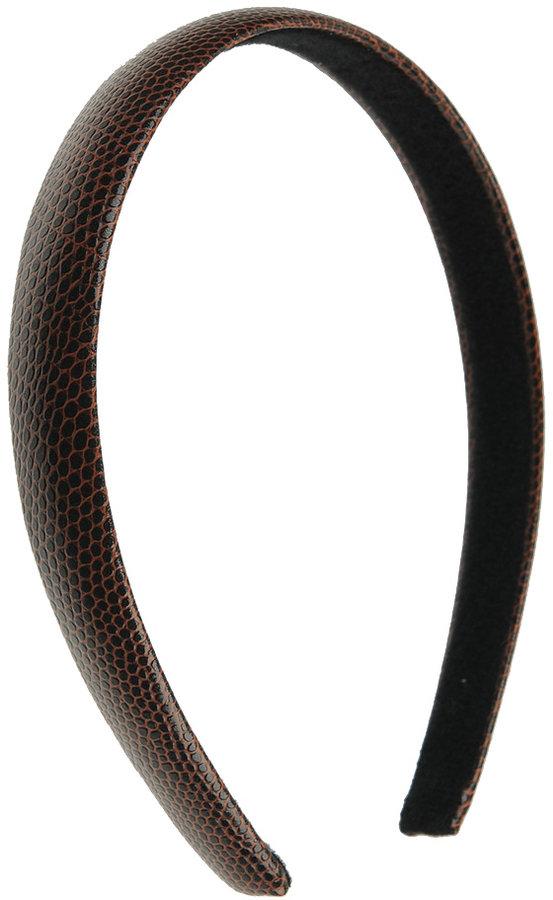 Faux Reptile Headband