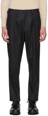Acne Studios Grey Alie Trousers