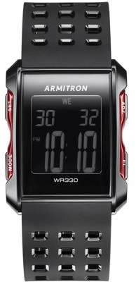 Armitron Men's Square Digital Watch