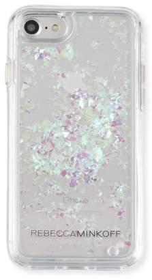 Rebecca Minkoff Waterfall Glitter Phone Case - iPhone 8/7