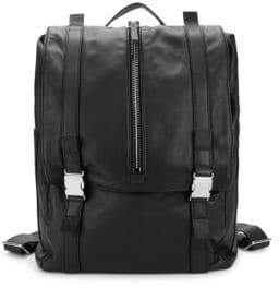 Giuseppe Zanotti Classic Leather Backpack