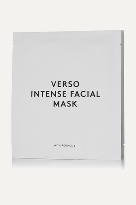 Verso - Intense Facial Mask, 4 X 25g - one size