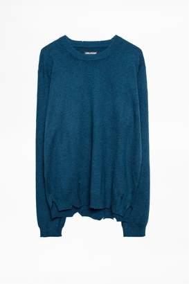 Zadig & Voltaire Liam Cachemire Sweater