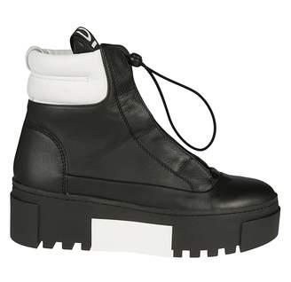 Vic Matié Vic Matie' Platform Ankle Boots
