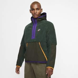 Nike 1/2-Zip Sherpa Hoodie Sportswear