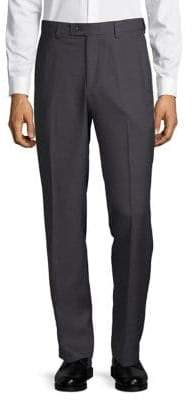 Haggar Micro Neat Dress Pants