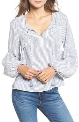 Splendid Tassel Shirt