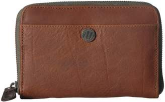 Pendleton Leather Zip Wallet Wallet Handbags