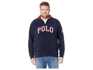 Polo Ralph Lauren Big Tall Polar Fleece 1/2 Zip