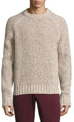 J. Lindeberg Twist Braided Sweater