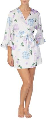 Kate Spade Satin Short Robe